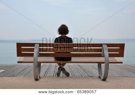 Loneliness teenager