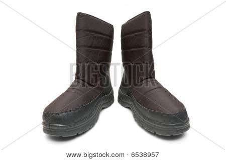 Pair Of Winter Boots