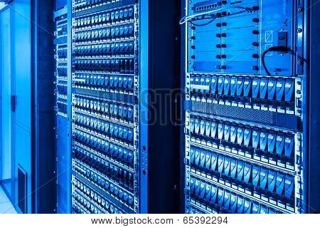 server room and data center