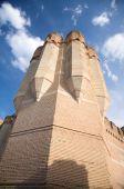 Brick Tower Of Coca Castle poster