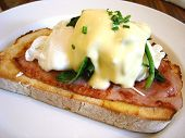 foto of clientele  - Delicious breakfast - JPG