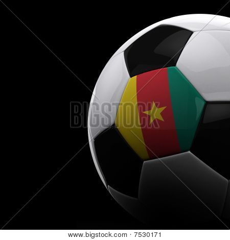 Cameroonian Soccer Ball