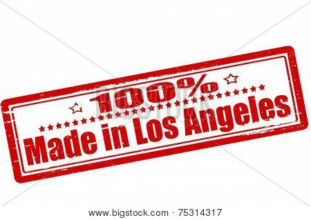One Hundred Percent Made In Los Angeles