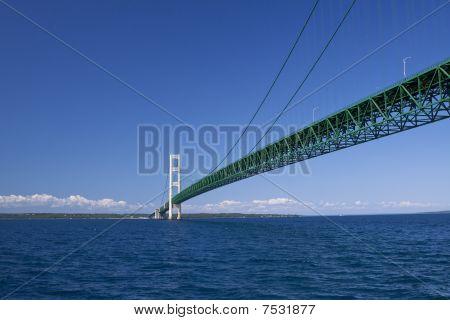 Big Mackinac Bridge