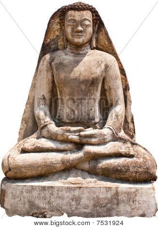 The old Buddha