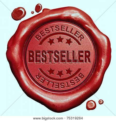 bestseller, best seller product most wanted now hot red wax seal stamp button