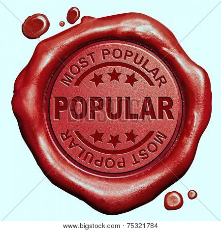 most popular in high demand new trend and trending  now wanted bestseller red wax seal stamp button