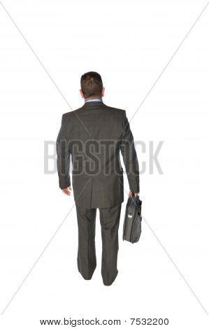 Empresario Walking Away