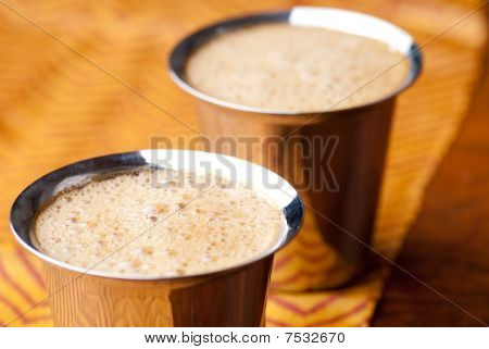 Indian Coffee Background