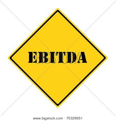 Ebitda Sign