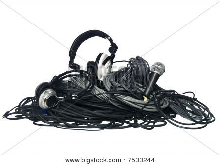 Cables And Music Equipment