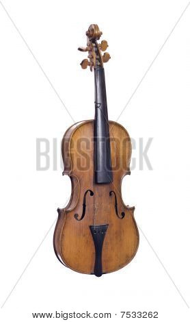 Old Broken Violin