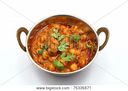 Chana Masala - Spicy chickpea curry