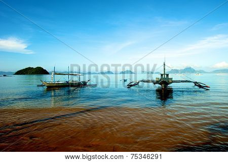 Sailboat In El Nido