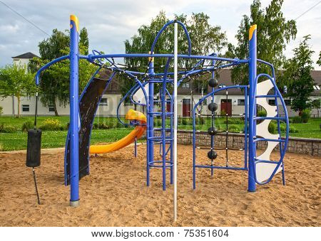 Funny Children Playground