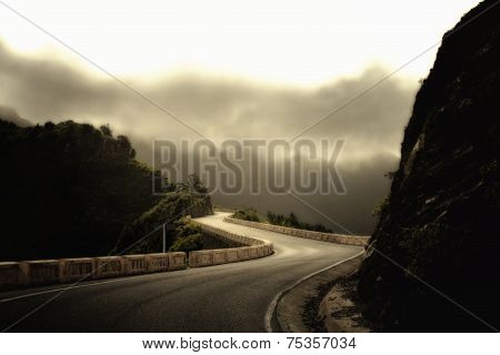 Mystical road