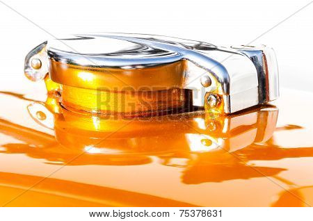 motorbike fuel tank cap