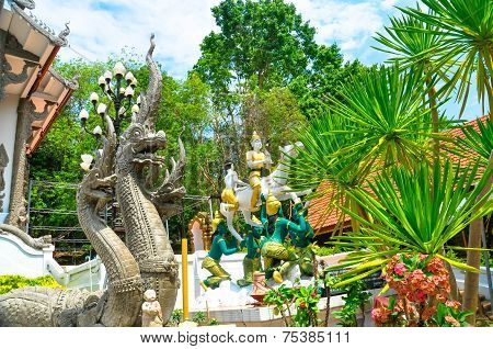 Wat Phrathat Pha-ngao