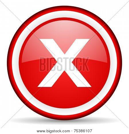cancel web icon