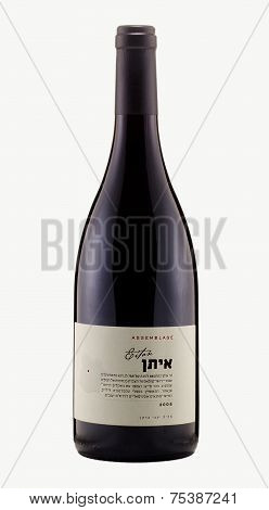 Red Dry Wine Barkan Assemblage Eitan 2008