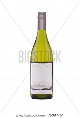 White Dry Wine Cloudy Bay Sauvignon Blanc 2009