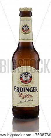 Hefeweizen Style Beer Erdinger Weissbier