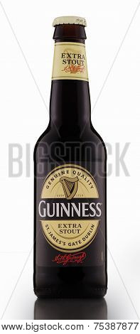 Guinness Extra Stout Irish Dry Style Beer