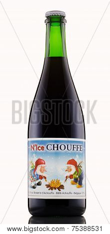 N'ice Chouffe A Belgian Strong Ale Beer