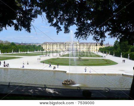 Austria. Vienna. Schonbrunn. Palace