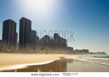 Luxury Condo Buildings in the Beach
