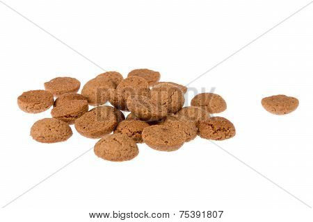 Ginger Nuts, Dutch Sweets At 5 December Party