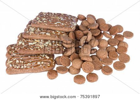 Speculaas And Ginger Nuts, Dutch Sweets