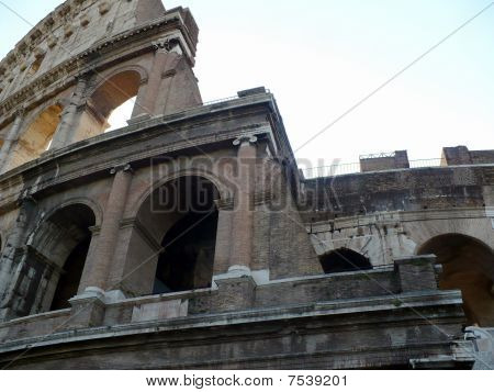 Italy. Rome. Colosseum