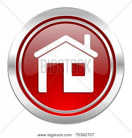 house icon, home sign