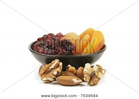 Cranberries With Apricots And Nuts