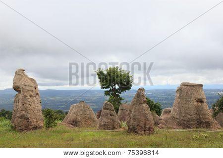 Stonehenge In Thailand