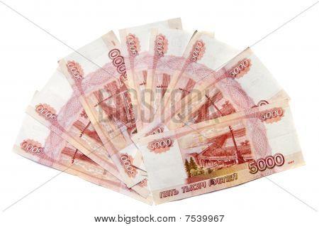 Russia Rubles