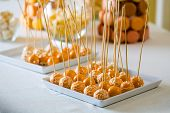 stock photo of cake pop  - Cake pop is a  - JPG