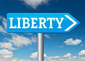 foto of freedom speech  - liberty freedom democracy and human rights free of speech  - JPG