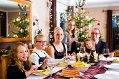 stock photo of wieners  - Family of Mother - JPG