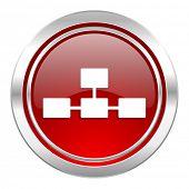 stock photo of cisco  - database icon  - JPG