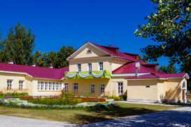 image of tchaikovsky  - Exterior of the house - JPG