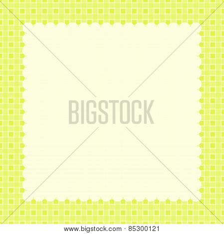 Pastel Greeting Card