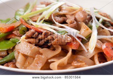 Chicken Stir Fry With Farm Fresh Vegetables