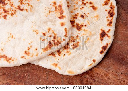 Home Made Flat Bread