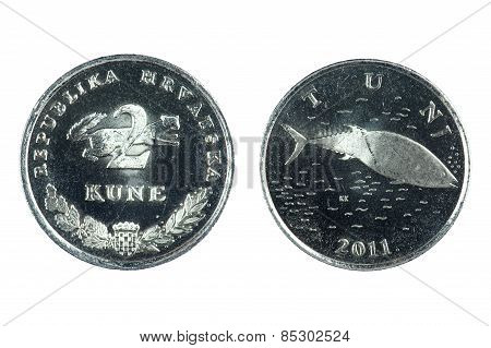 Croatia Coin