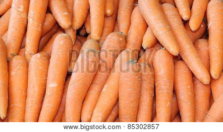 Carrot Vegetables.