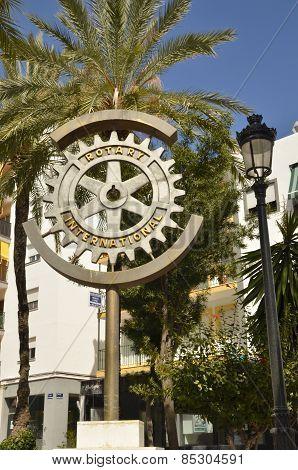 Rotary Club Monument