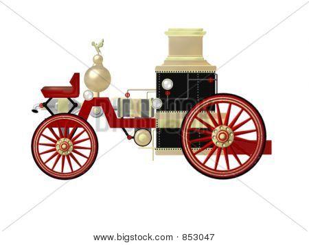 Fire Steamer