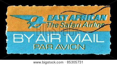 Airmail Kenya
